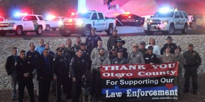 Otero County Law Enforcement Appreciation